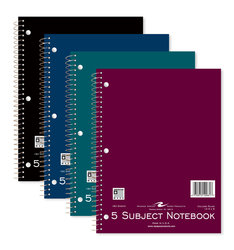 ROARING SPRING 5 Subject Notebook
