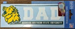 """Decal POTTER """"L.hd. DAD/M.S.S.U."""""""