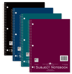 ROARING SPRING 1 Subject Notebook
