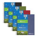ROARING SPRING environotes 3 Subject Recycled Notebook