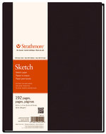 Sketch Book STRATHMORE Hardback 8.5 x 11 192 pages 400 series