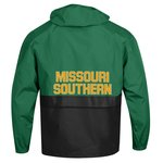 Missouri Southern 1/2 Zip Champion Colorblock Pack N Go