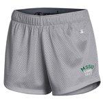 "Ladies Shorts CHAMPION Active Grey Mesh ""MSSU/L./1937"""