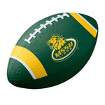 MSSU Nike Rubber Football
