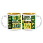 Mug SPIRIT Yellow Wilson Campus MSSU Collage