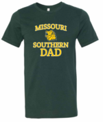Missouri Southern Green DAD Tee