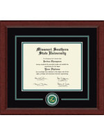 Missouri Southern Church Hill Lasting Memories Diploma Frame