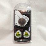 MSSU Golf Cap Clip Marker 2pk