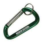 Missouri Southern Green Key Tag