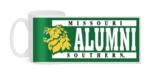 "Mug MCM White Sublimated 15oz ""M./L.hd Alumni/S."""