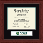 MSSU CHURCH HILL CLASSICS Lasting Memories Diploma Frame