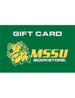 MSSU Gift Card