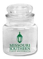 Missouri Southern Glass Jar