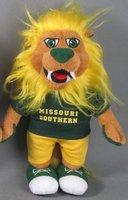 MSSU Roary Stuffed Lion