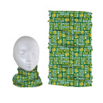 Neck Gaiter SPIRIT All over print