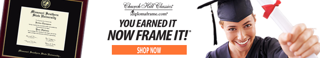 Design your diploma frame